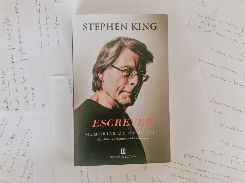 escrever stephen king